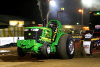 Effingham County Fair Pull 2014: Altamont, IL