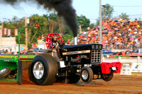 Clermont County Fair Pull 2014: Owensville, OH