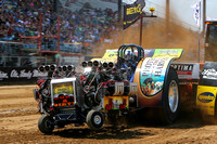 Lucas Oil Indy Super Pull 2014: Afternoon Session